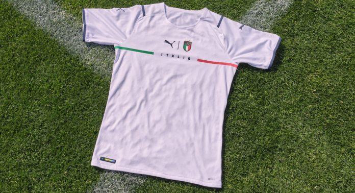 Форма сборной Италии по футболу - Каменный лес Stone Forest