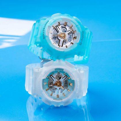 Часы Casio BABY-G BA-110SC - Каменный лес Stone Forest