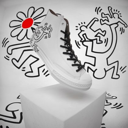 Converse x Keith Haring - Каменный лес Stone Forest