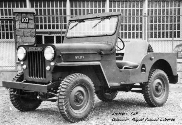 История Jeep Willys - Каменный лес Stone Forest