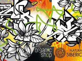 Natura Siberica x Organic Shop x Ches - Каменный лес Stone Forest