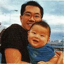 Акира Торияма с сыном Сасуке - Каменный лес Stone Forest