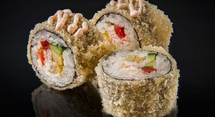 Доставка суши на дом от Суши Мастер в Уссурийске