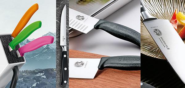 Параметры выбора хорошего ножа