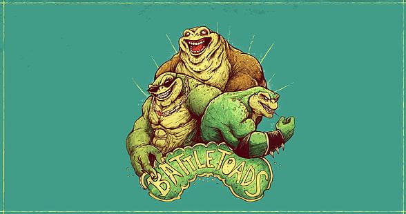 Игра Battletoads - Каменный лес Stone Forest