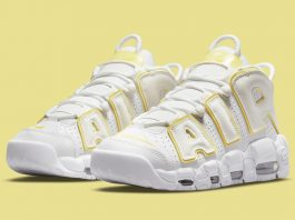 Nike Air More Uptempo - Каменный лес Stone Forest