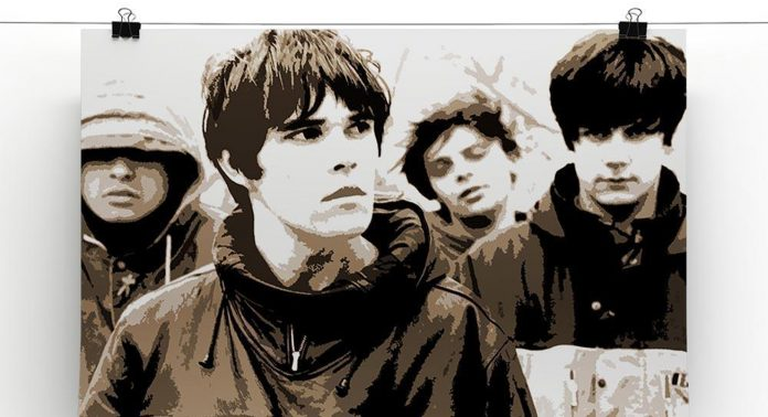The Stone Roses - Каменный лес Stone Forest