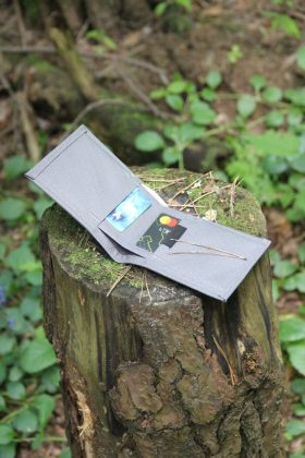 Neowallet RFID - Каменный лес Stone Forest