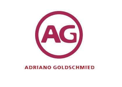 Лого Adriano Goldschmied - Каменный лес Stone Forest
