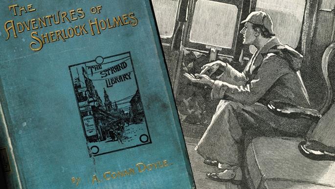Артур Конан Дойл Шерлок Холмс - Каменный лес Stone Forest