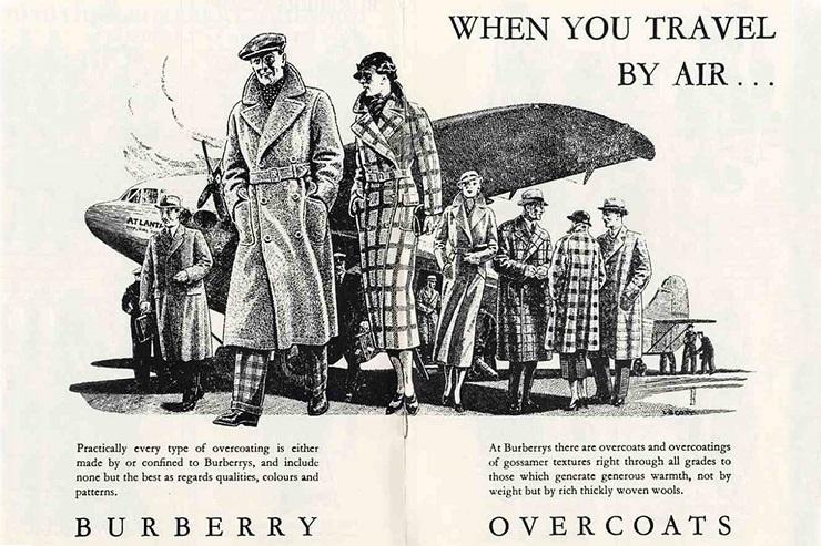 История Burberry - Каменный лес Stone Forest