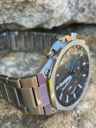 Часы Casio EDIFICE EQB-1100D-1AER - Каменный лес Stone Forest