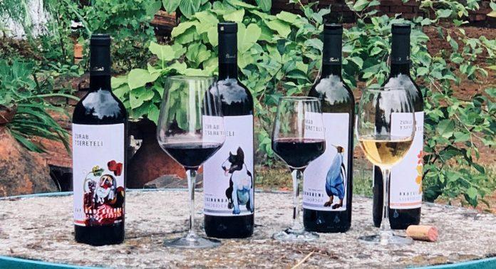 Tsereteli Winery – изысканные вина из самого сердца Грузии