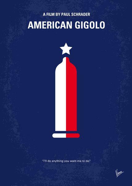Постер Американский жиголо 1980 - Каменный лес Stone Forest