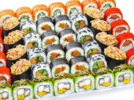 Где в г. Барнаул быстрая доставка суши и роллов