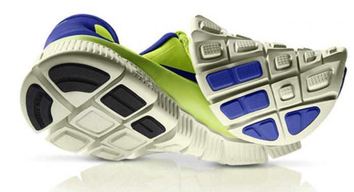 Технология Nike Free - Каменный лес Stone Forest