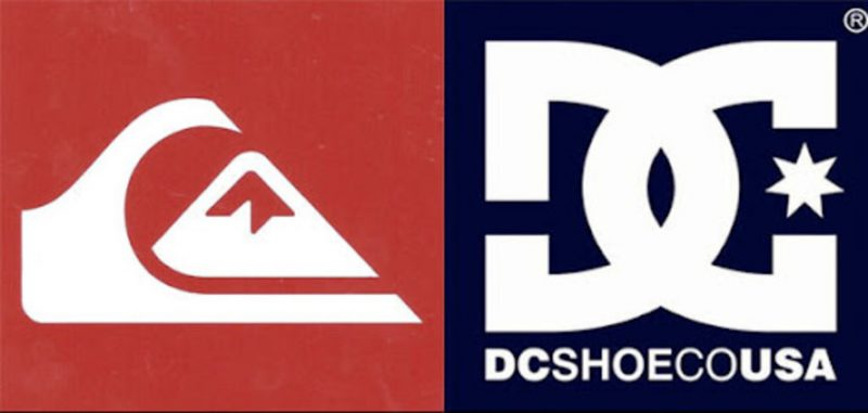 Quiksilver DC Shoes - Каменный лес Stone Forest