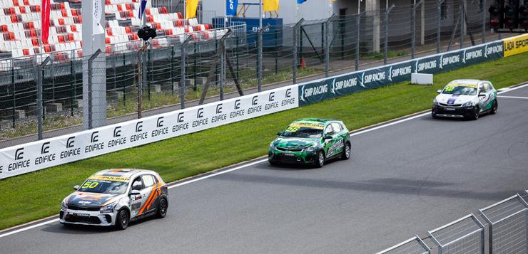 Casio EDIFICE Moscow Raceway