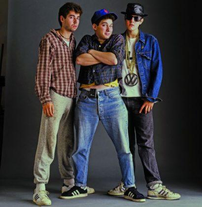 Группа Beastie Boys - Каменный лес Stone Forest