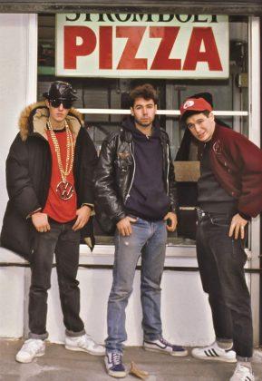 Рэперы Beastie Boys - Каменный лес Stone Forest