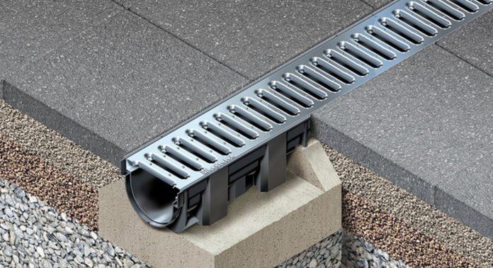 Правильный выбор лотков ливневой канализации