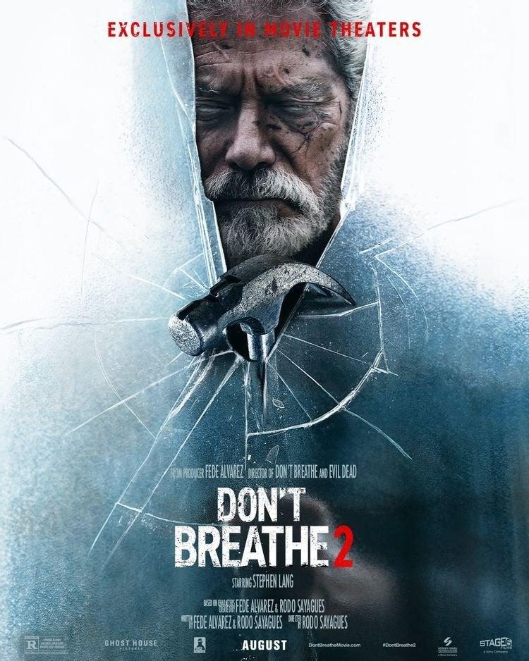 Постер не Дыши 2