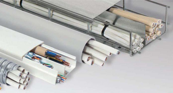 Современные системы для прокладывания кабелей