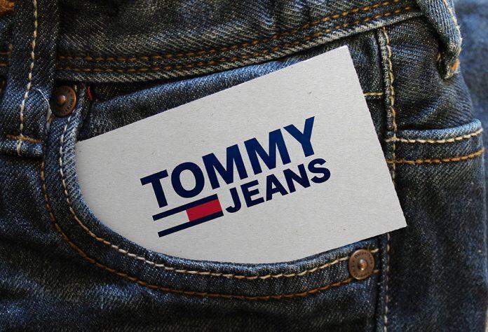Tommy Jeans - Каменный лес Stone Forest