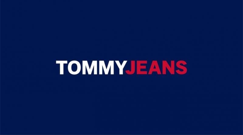 Лого Tommy Jeans - Каменный лес Stone Forest
