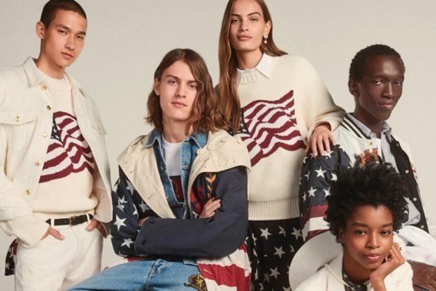 Лукбук Tommy Jeans