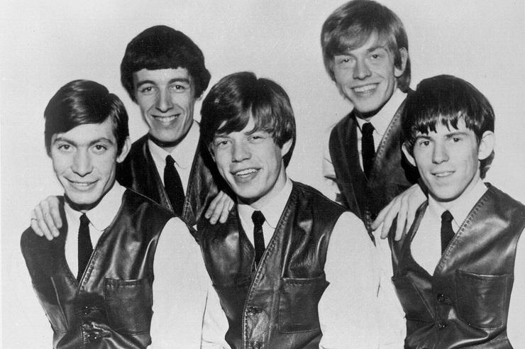 Чарли Уоттс The Rolling Stones - Каменный лес Stone Forest