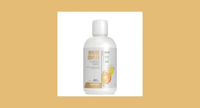Immune Complex with Natural Vitamin C от Maxler