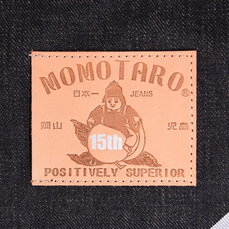 Деним Momotaro Jeans - Каменный лес Stone Forest