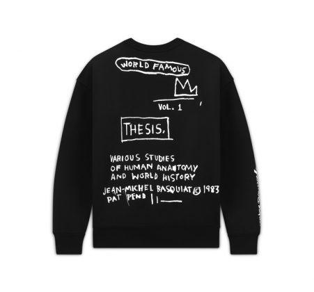 Converse x Basquiat