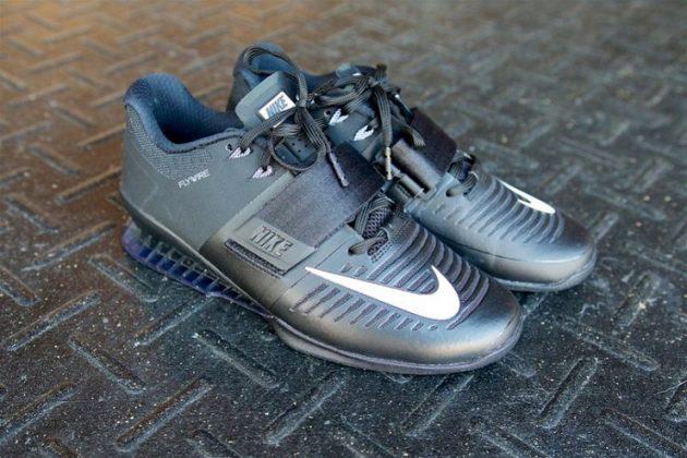 Штангетки Nike Romaleos 3 - Каменный лес Stone Forest