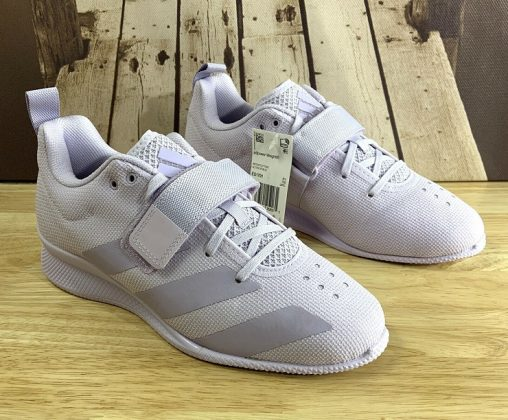 Штангетки adidas Adipower Weightlifting 2 - Каменный лес Stone Forest