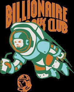 Лого Billionaire Boys Club - Каменный лес Stone Forest