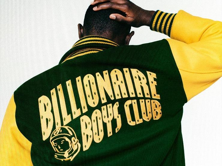 Billionaire Boys Club - Каменный лес Stone Forest