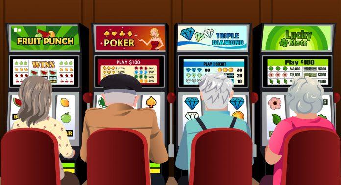 Игровые аппараты и режимы игры в онлайн-казино