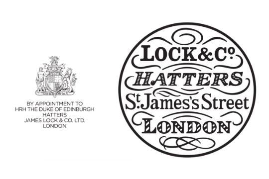 Лого Lock Co Hatters - Каменный лес Stone Forest